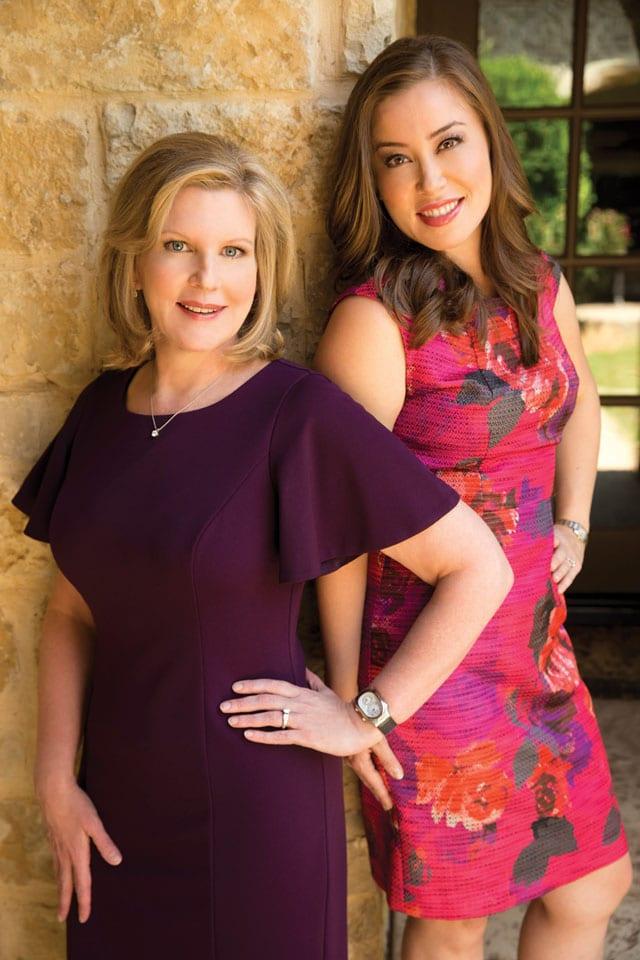 Dr. Lori D. Stetler and Dr. Kristel Polder